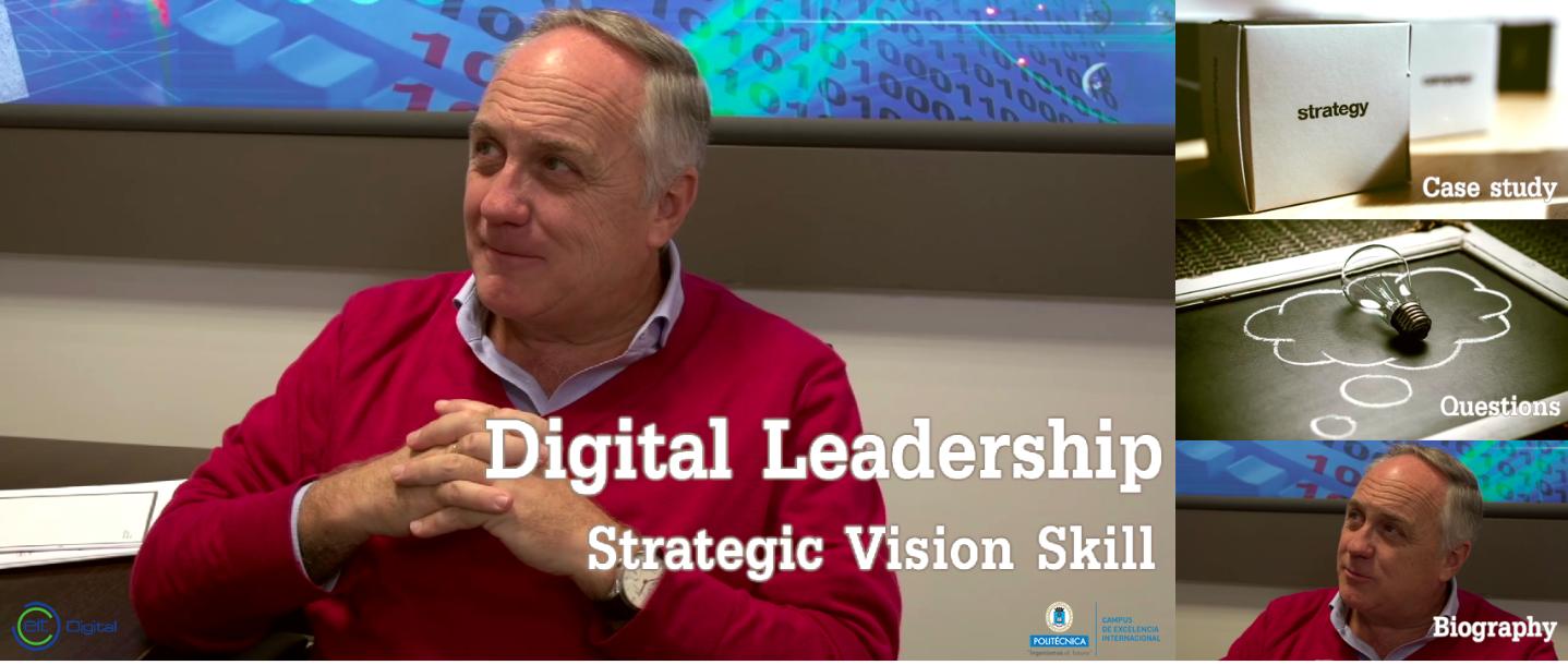 Vision Estratégica y Liderazgo Digital - La Quinta Dimensión